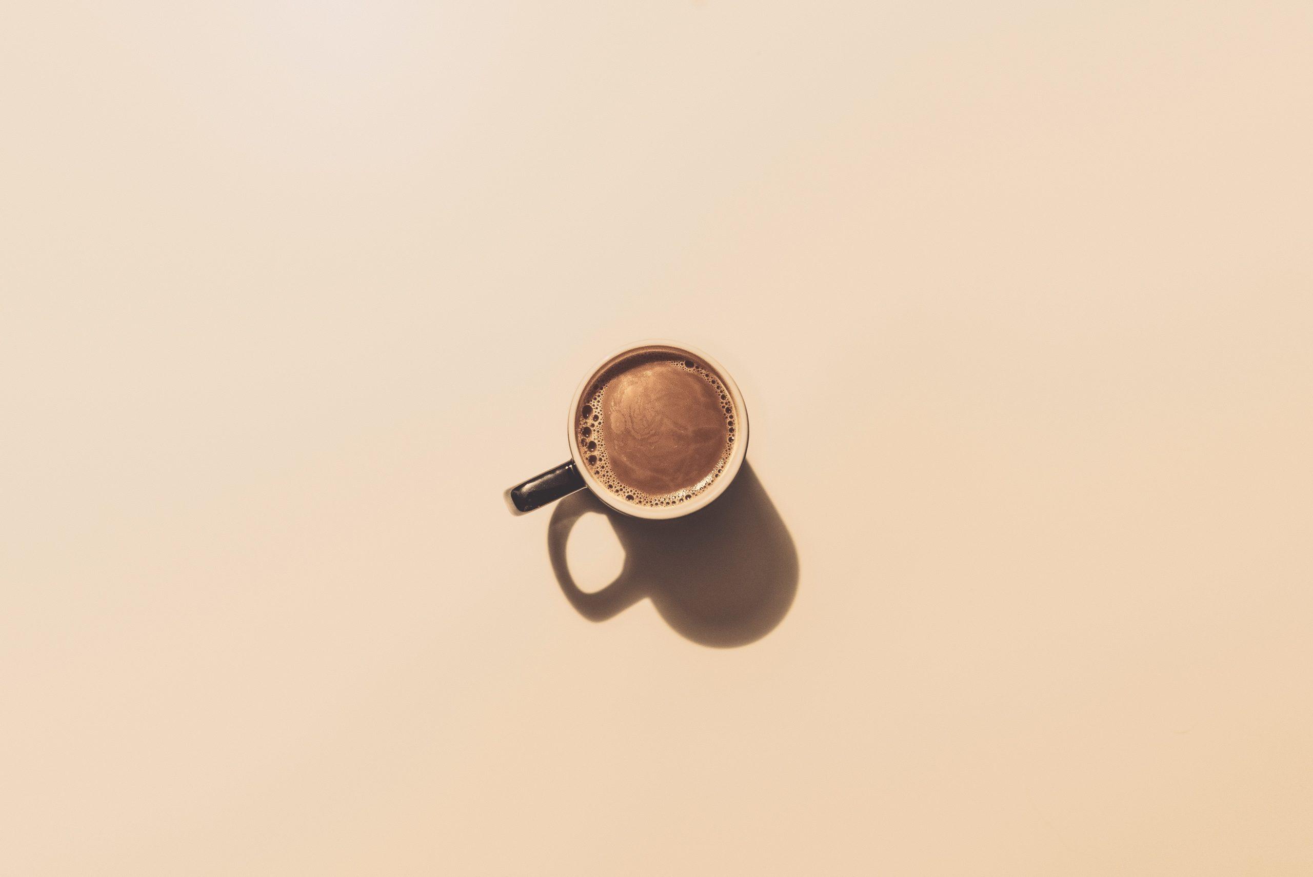 CBD Kaffee selber machen